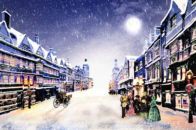 A Christmas Carol - English National Opera Header Image