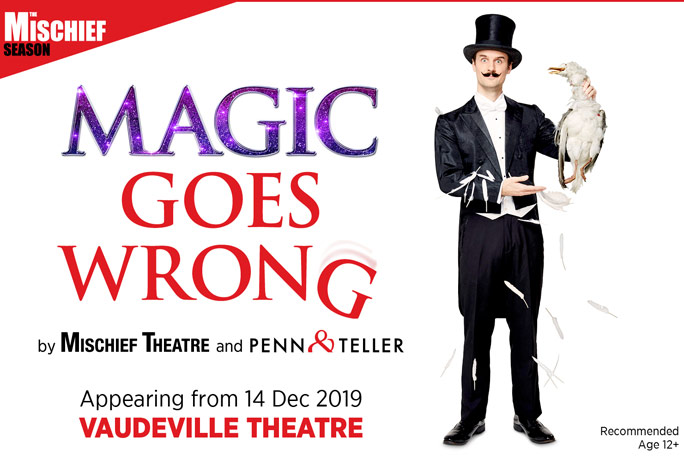 Magic Goes Wrong Header Image