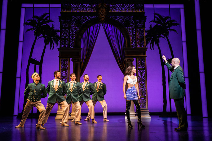 Pretty Woman: The Musical Header Image