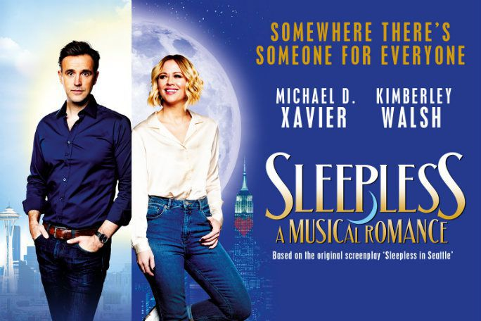 Sleepless: A Musical Romance Header Image