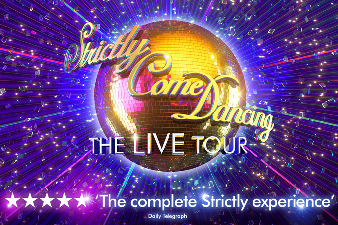 Strictly Come Dancing (Birmingham) Header Image