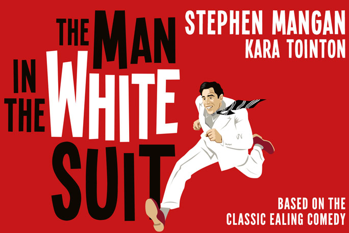 The Man in the White Suit Header Image