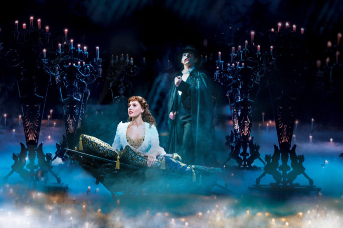The Phantom of the Opera Header Image