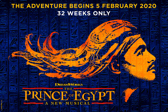 The Prince of Egypt Header Image