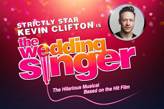 The Wedding Singer Header Image