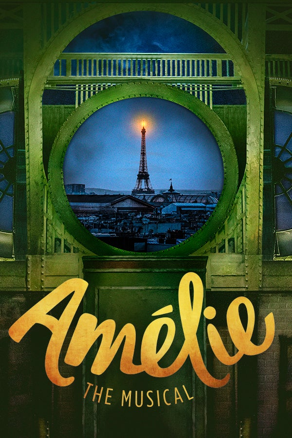 Amelie Rectangle Poster Image