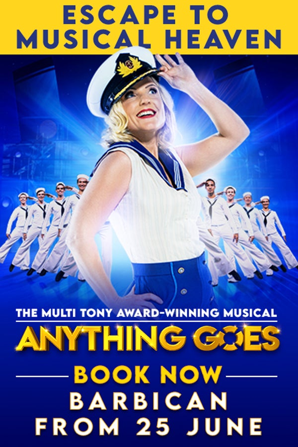 Anything Goes Rectangle Poster Image