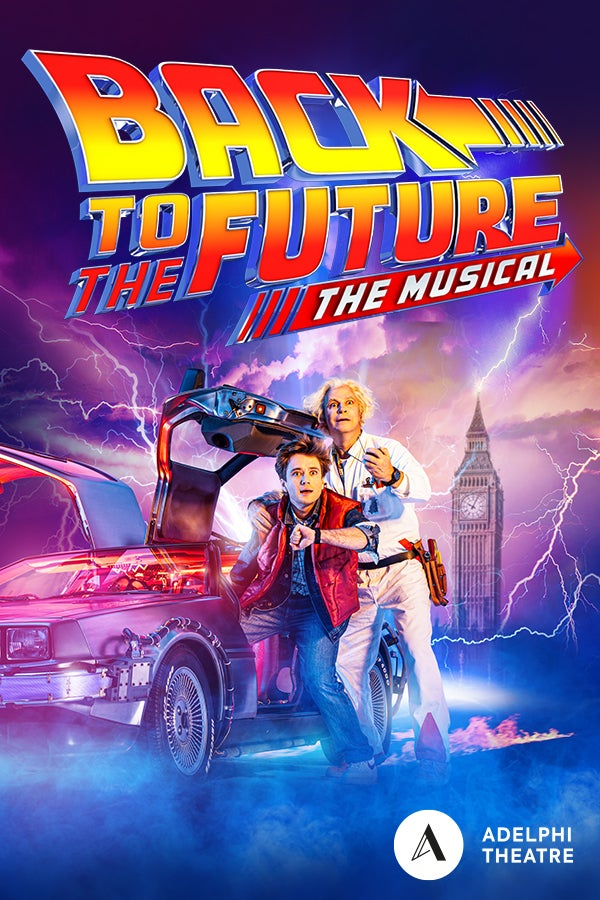 Back to the Future: The Musical Rectangle Poster Image