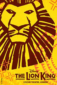 Disney's The Lion King Rectangle Poster Image