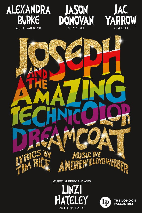 Joseph and the Amazing Technicolor Dreamcoat Rectangle Poster Image