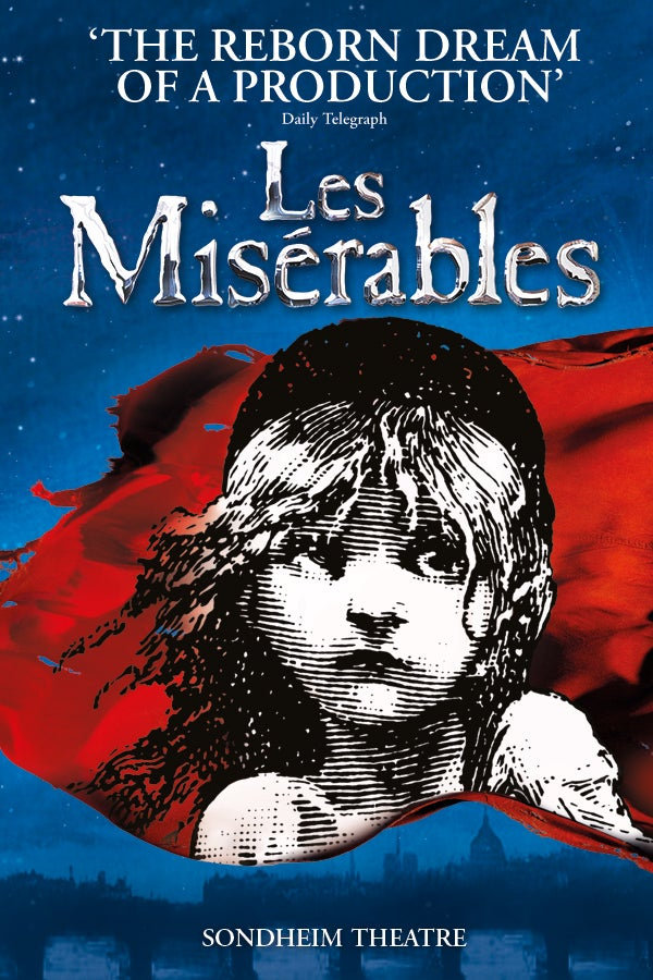 Les Miserables Rectangle Poster Image