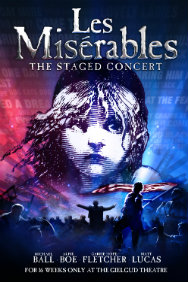 Les Miserables: The All-Star Staged Concert Rectangle Poster Image