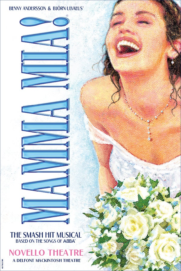 MAMMA MIA! Rectangle Poster Image