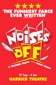Noises Off  Rectangle Poster Image