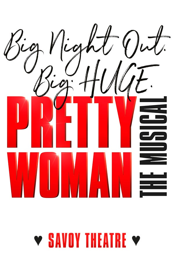 Pretty Woman: The Musical Rectangle Poster Image