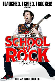 School of Rock Rectangle Poster Image