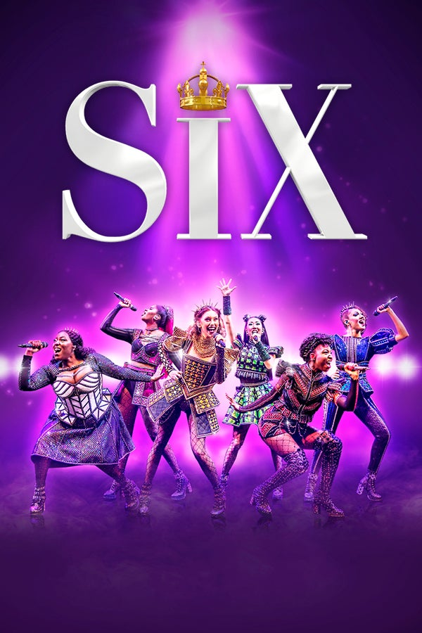 SIX the Musical Rectangle Poster Image