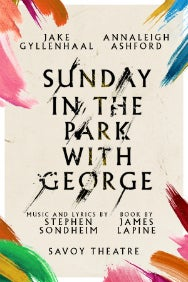 Sunday in the Park with George Rectangle Poster Image
