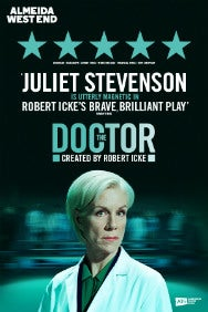 The Doctor Rectangle Poster Image