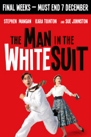 The Man in the White Suit Rectangle Poster Image