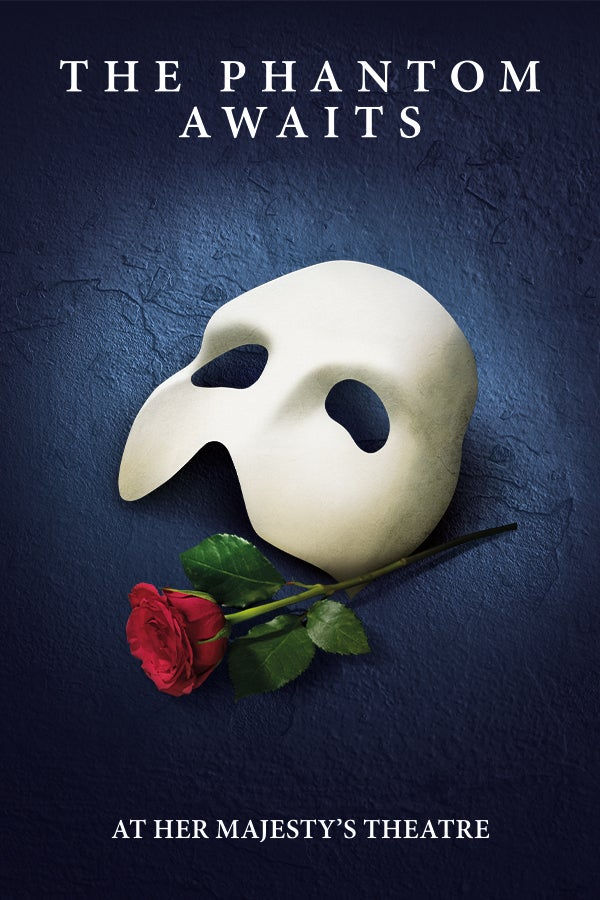 The Phantom of the Opera Rectangle Poster Image