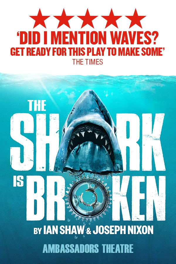 The Shark Is Broken Rectangle Poster Image