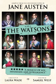 The Watsons Rectangle Poster Image