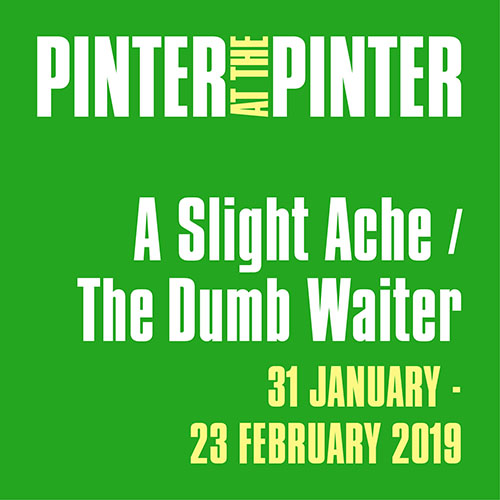 A Slight Ache / The Dumb Waiter