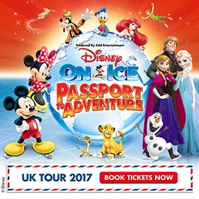 Disney On Ice Presents Passport To Adventure (Glasgow)