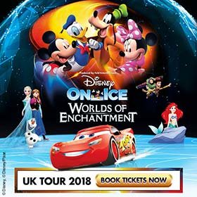 Disney On Ice: Worlds of Enchantment - Birmingham