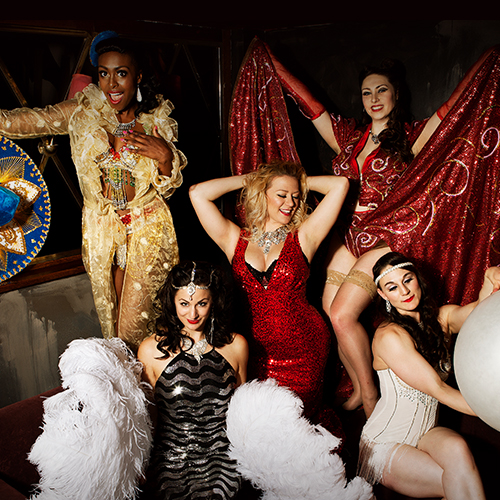 House of Burlesque Revue