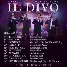 Il divo cardiff tickets theatre box office - Il divo tickets ...