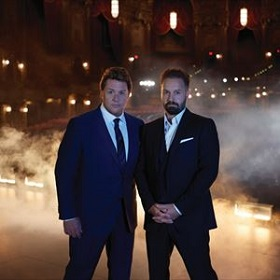 Michael Ball and Alfie Boe Together Again - Scarborough