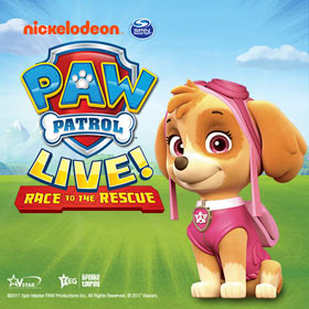 Paw Patrol Live! - Manchester